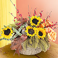 Thanksgiving Gift Baskets, flowers and Gifts